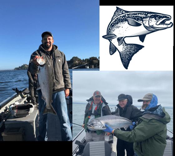 Salmon fishing trips with jbeard